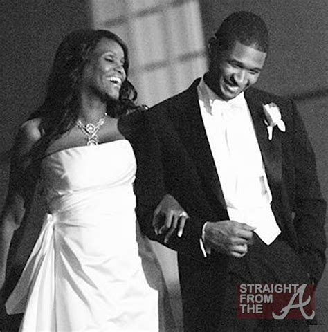 Usher And Tameka Wedding Pictures by Words Tameka Raymond Discusses Why Usher Called
