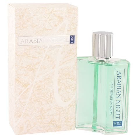 Parfum Arabian arabian nights by jacques bogart eau de parfum spray 3 4 oz nib