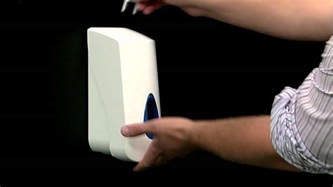 brightwell modular soap dispenser changing pouches youtube