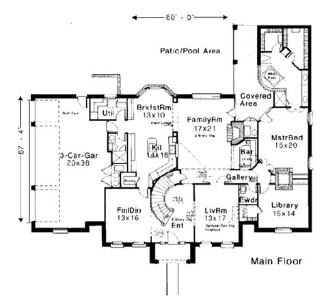 french colonial house plans house plan 97802 at familyhomeplans com