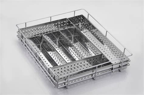 Kitchen Trolley Designs perforated premium box cutlery kitchen basket in dhebar