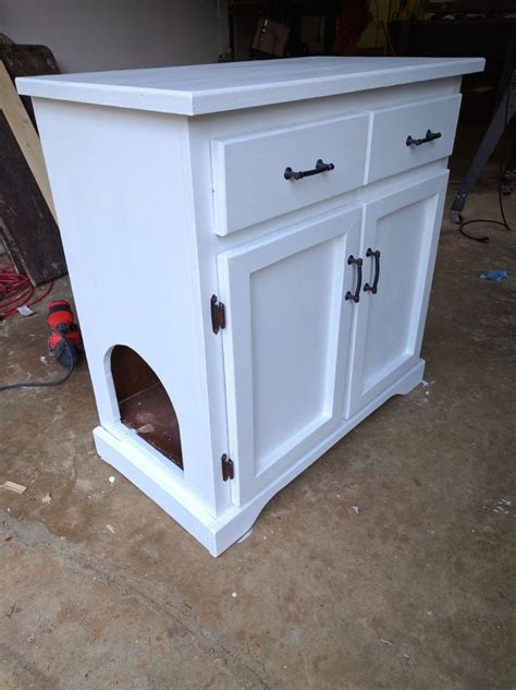 Cat Litter Box Furniture Diy by Best 25 Litter Box Ideas On Litter