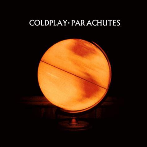 parachutes font coldplay font