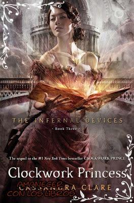 libro princesa mecnica cazadores de amanecer con los libros cazadores de sombras los origenes la princesa mecanica