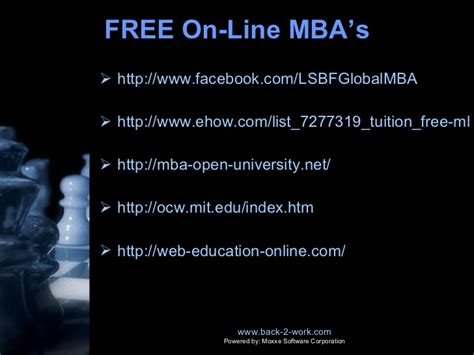 Mba For Free Lifehacker by Difference Between A Career Vs
