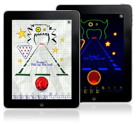 free doodle bowling appshopper doodle bowling xl for