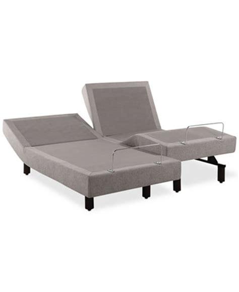 tempur pedic ergo premier gray king adjustable bed