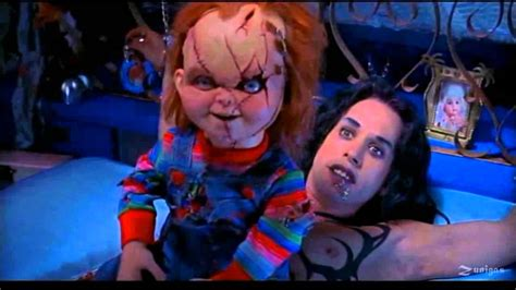 chucky film the first part bride of chucky chucky s first kill scene hd youtube