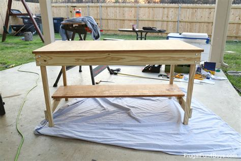 kids work bench plans kids workbench plans build your own kids woodworking space