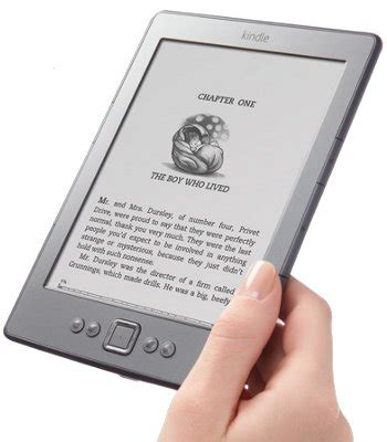 amazon updates kindle software, adds parental controls