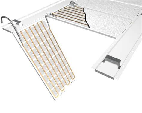 controsoffitto radiante controsoffitto utile versatile flessibile estetico ed