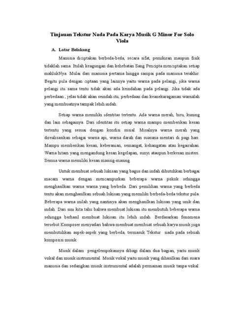 Membuat Latar Belakang Proposal Skripsi | latar belakang proposal karya seni skripsi