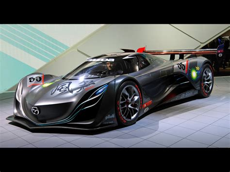 Madza Furai Automobile Zone Mazda Furai Concept For Race Car