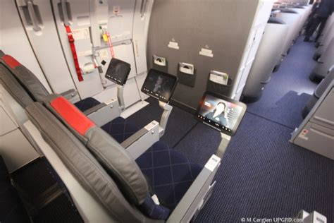 do exit row seats recline american airlines new airbus a321t behind the curtain