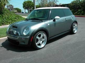books about how cars work 2004 mini cooper auto manual purchase used 2004 mini cooper s john cooper works 3800 miles john cooper works pkg mint in