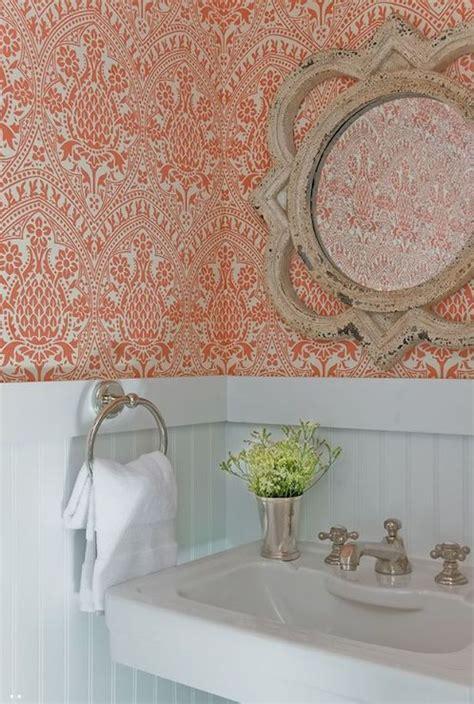powder room beadboard transitional bathroom jd interiors