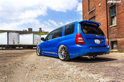 2015 subaru forester stance kyle s 2007 subaru forester xt sports