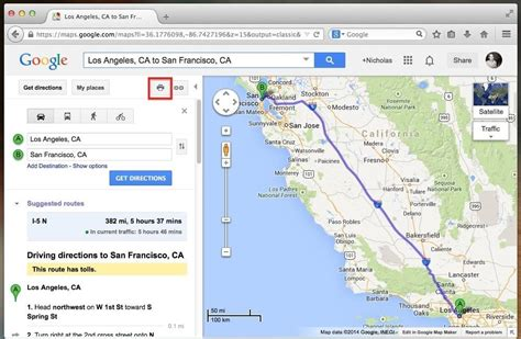 printable directions google maps how to revert back to the classic google maps version for