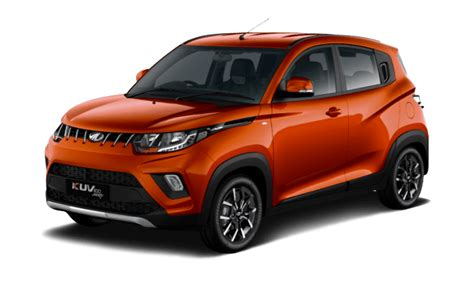Mahindra KUV100 India, Price, Review, Images   Mahindra Cars