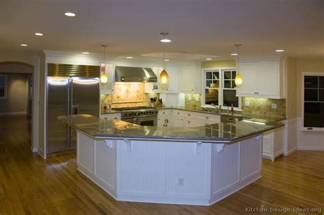 Large Kitchen Island Designs | white island kitchen designs modern white kitchen island