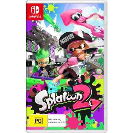 Dijamin Nintendo Switch Accessory Set Splatoon 2 Edition nintendo switch splatoon 2 big w