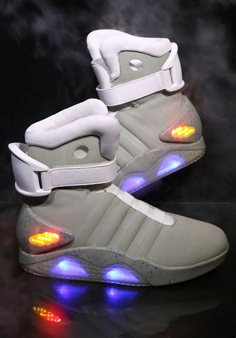futures shoes back to the future 2 light up shoes now you can purchase