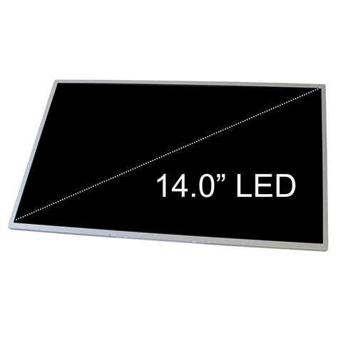 Led Notebook 14 tela notebook led 14 quot lp140wh4 tl a1 bluinfo inform 225 tica