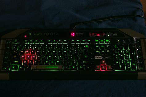 Saitek Cyborg Gaming Keyboard saitek cyborg keyboard c o d edition