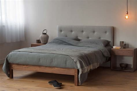 scandinavian bed solid wood scandinavian style beds blog natural bed