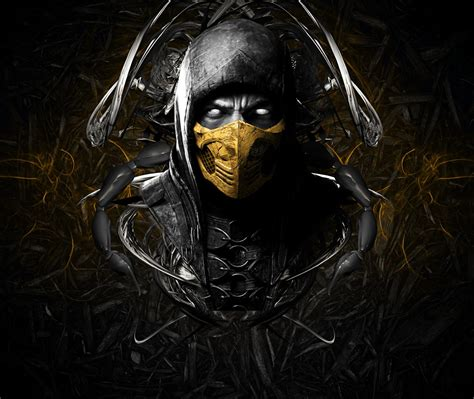 mortal kombat x wallpaper hd android mortal kombat wallpaper hd dodskypict