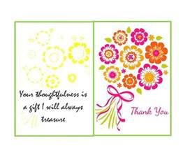 thank you template cards 30 free printable thank you card templates wedding