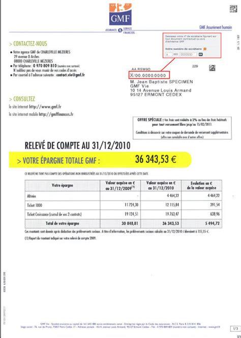 contrat assurance habitation gmf 4004 assurance maison gmf avie home