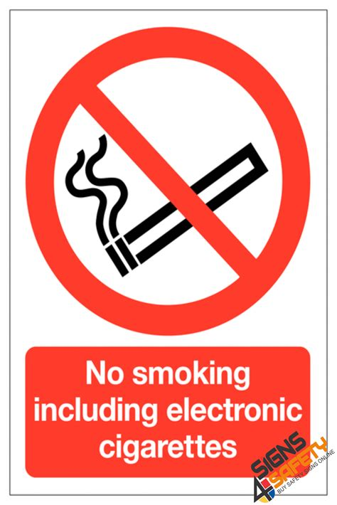 in121 drinking and eating area sign signs4safety signs ns32 no smoking including e cigarettes sign