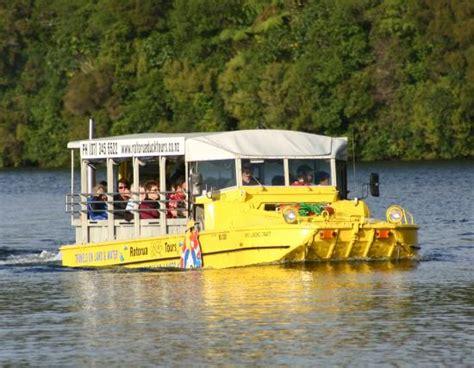 duck boat rotorua rotorua duck tours new zealand top tips before you go