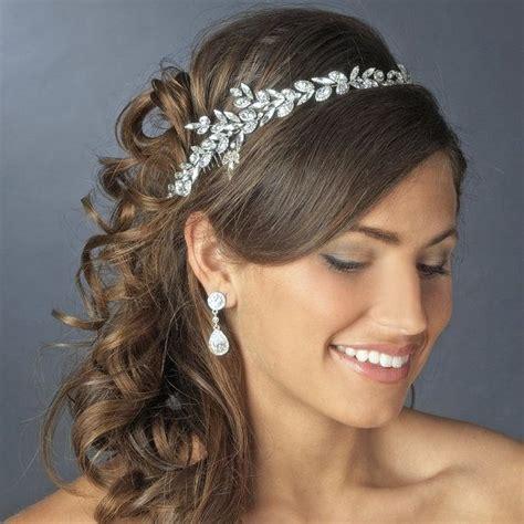 best 25 bridal headbands ideas on headband wedding hair wedding headband