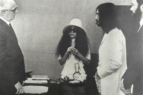 imagenes de john lennon con yoko la jesuita yoko ono cultura elmundo es
