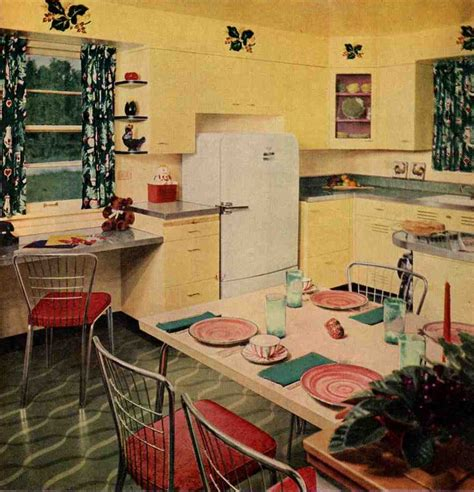 1950s kitchen style tips 1950s design joy