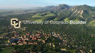 Welcome to cu boulder youtube