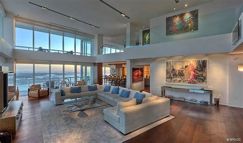 living room miami beach icon south beach luxury waterfront condos in miami beach