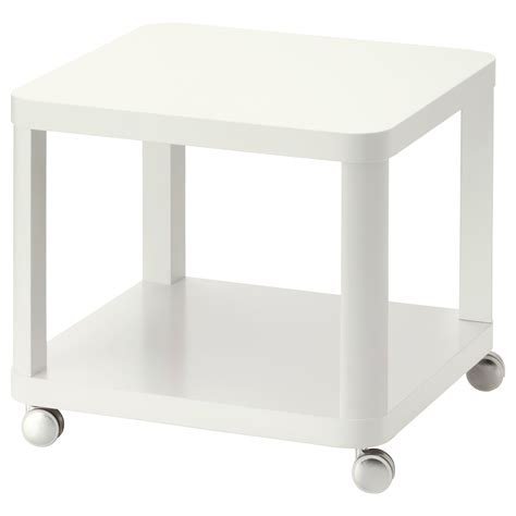 Ikea Tingby Side Table On Castors flekke day bed frame with 2 drawers white 80x200 cm ikea