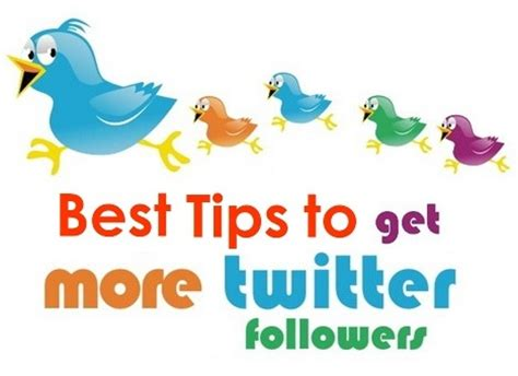 10 tips to get more followers on twitter how2update image gallery more followers on twitter