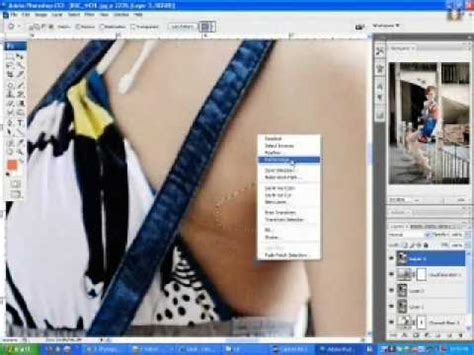 how to create a beautiful portrait photo youtube