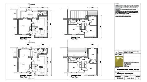 house architectural plans architectural drawings of houses modern house
