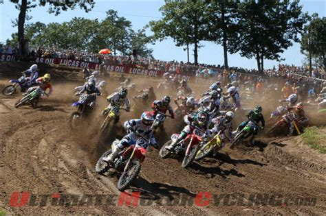 ama outdoor motocross schedule 2011 ama motocross tv schedule