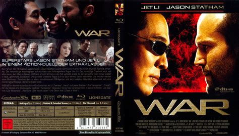 film jason statham jet li war jason statham jet li german blu ray cover german dvd