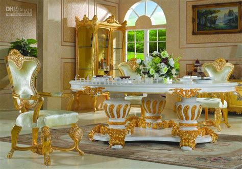 Dining Room Chairs Wholesale 2017 palace royal classic furniture handwork gilding