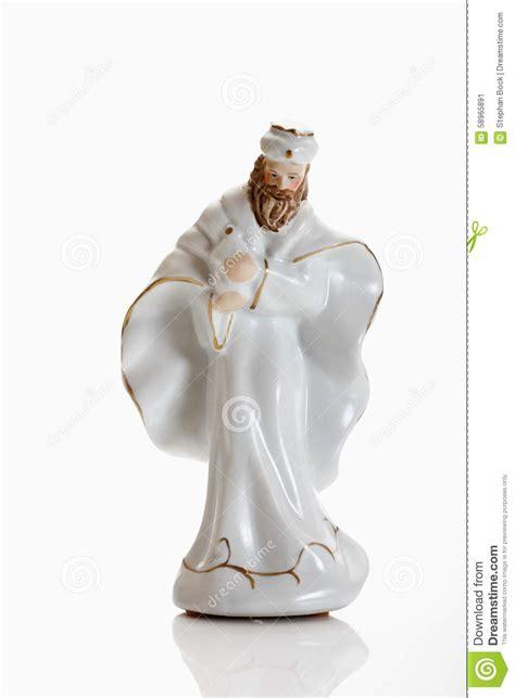 decoration crib figurine king