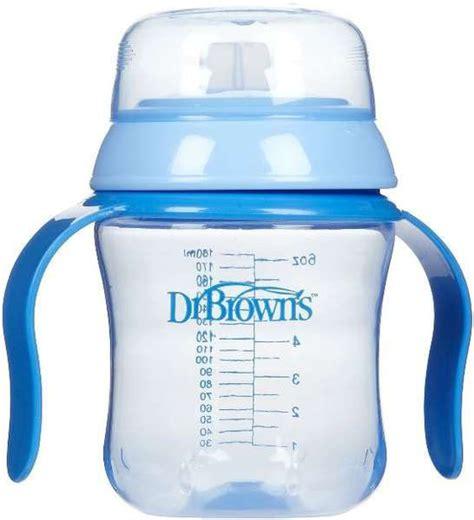 Dr Browns Soft Spout Toddler Cup 270ml Blue Biru buy dr brown s 180ml cup soft spout blue at mighty ape nz