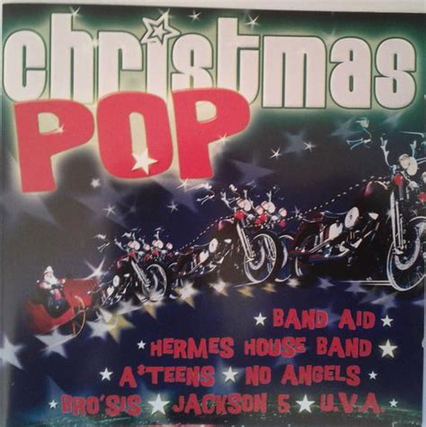 christmas pop cd compilation discogs