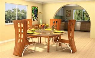 go creative and unique dining room table and chairs